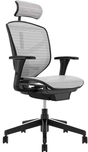 Comfort Project Enjoy Mesh Chair with Headrest