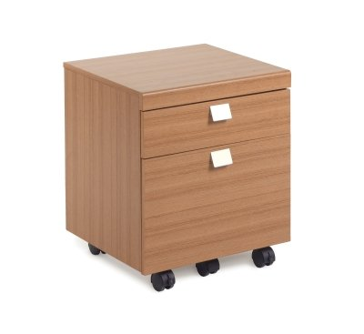 Rio Mobile 2 Drawer Pedestal