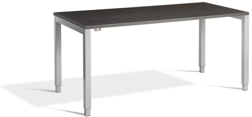 Lavoro Crown Height Adjustable Desk - (w) 1400mm x (d) 800mm