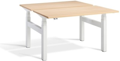 Lavoro Duo Height Adjustable Desk
