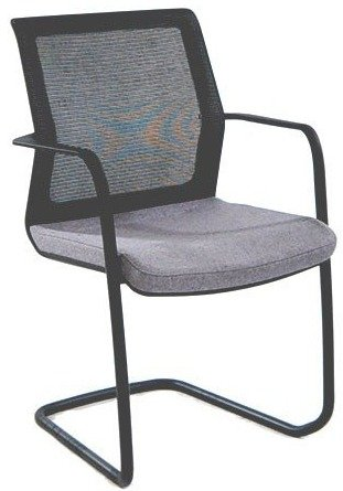 Orangebox Workday Visitor Chair - Quick Ship